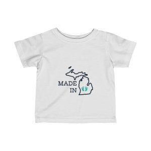 Made in Michigan | Infant Fine Jersey Tee