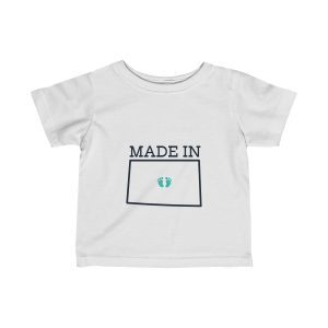 Made in Colorado | Infant Fine Jersey Tee