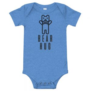 Bear Hug | Easy Change Onesie