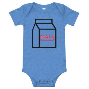 Malk Now with Vitamin R | Easy Change Onesie