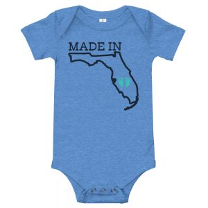 Made in Florida | Easy Change Onesie
