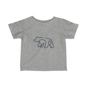 Minimal Bear | Infant Fine Jersey Tee