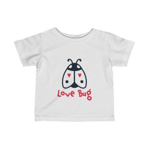 Love Bug | Infant Fine Jersey Tee