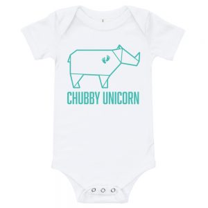 Chubby Unicorn | Easy Change Onesie