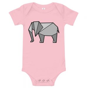 Elephantigami | Easy Change Onesie